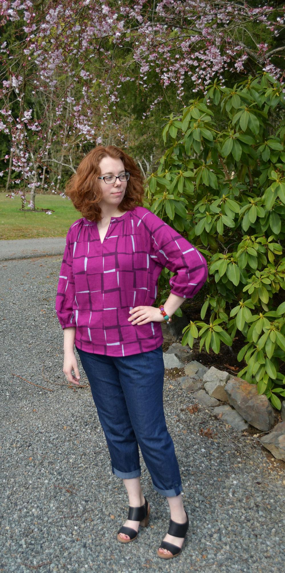 Spring Tour Look | Style Maker Fabrics