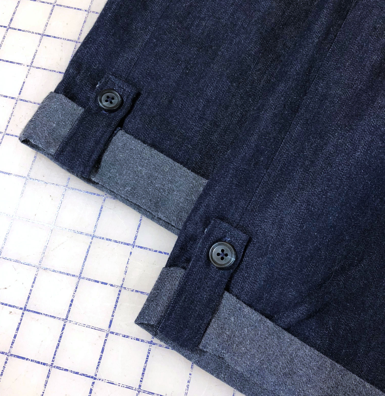 Finished Hem Tabs | Style Maker Fabrics
