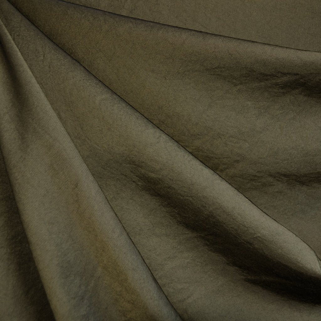 Cross Weave Nylon Twill Gold | Style Maker Fabrics