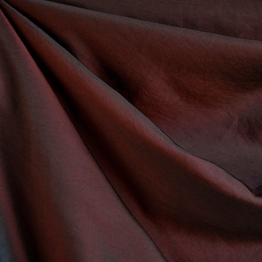 Cross Weave Nylon Twill Red | Style Maker Fabrics