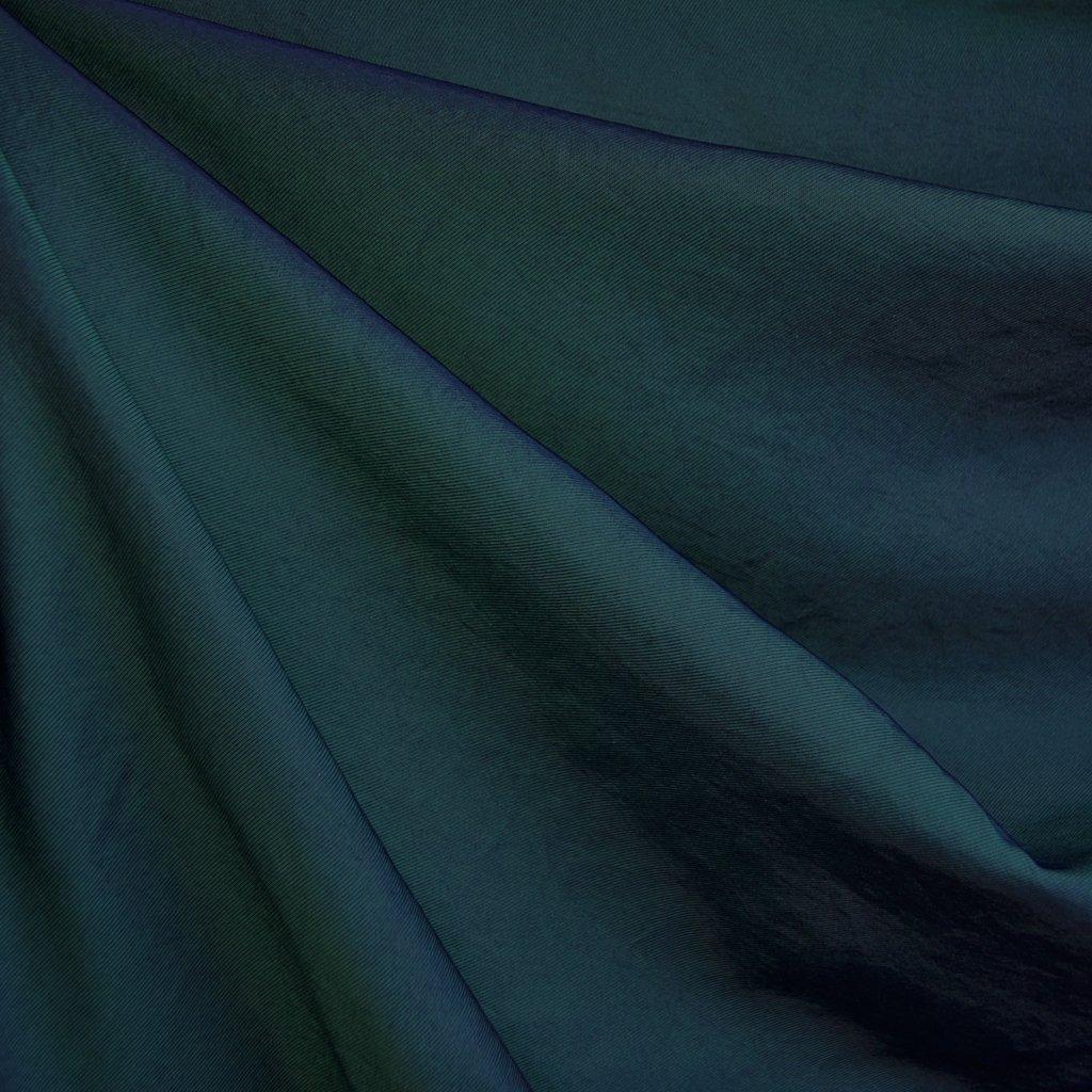 Cross Weave Nylon Twill Aqua | Style Maker Fabrics