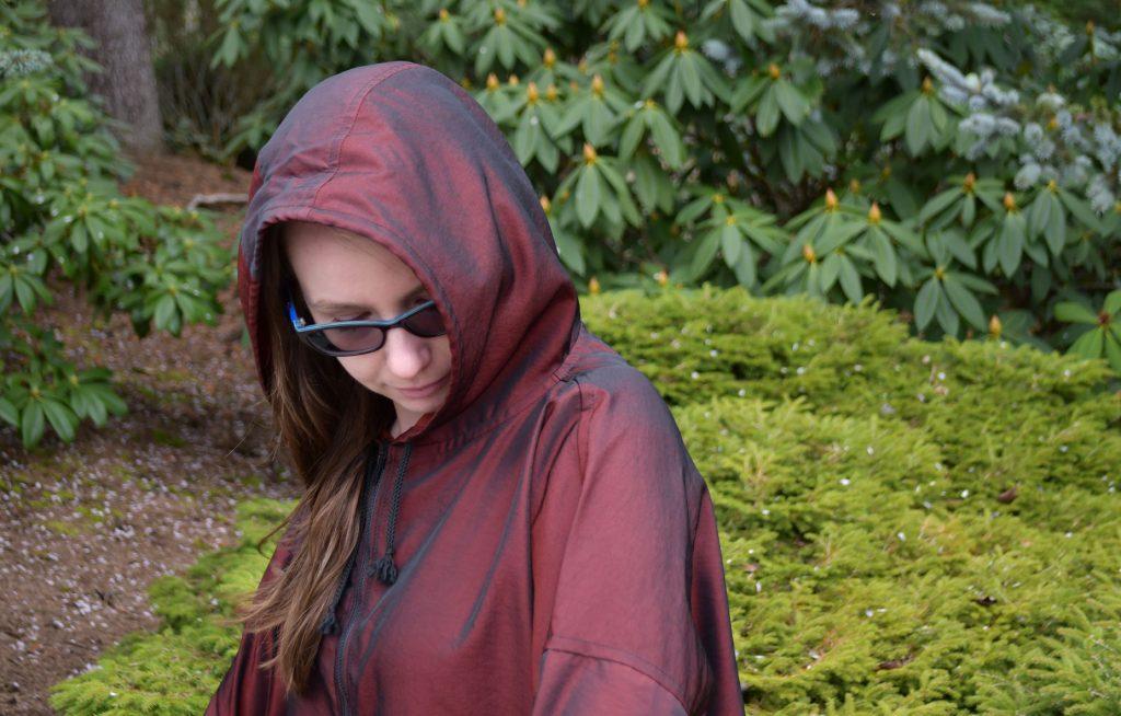 Parka Hood Detail | Style Maker Fabrics