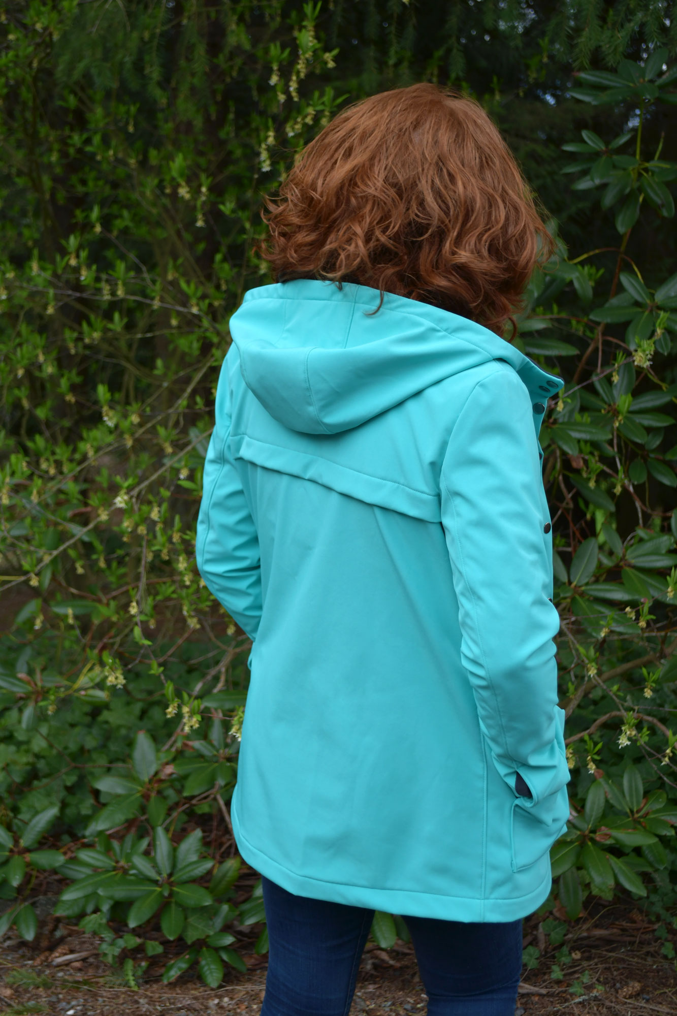 Soft Shell Kelly Back Hood | Style Maker Fabrics