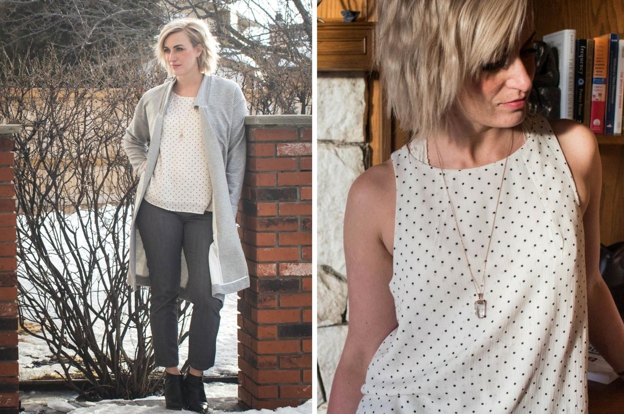 Anna-Zoe   Style Maker Fabrics Spring Style Tour 2018
