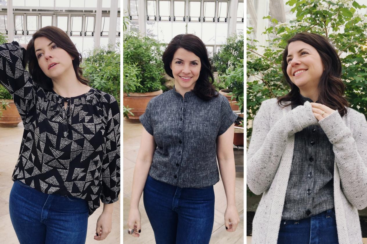Handmade Wardrobe | Style Maker Fabrics Spring Style Tour 2018