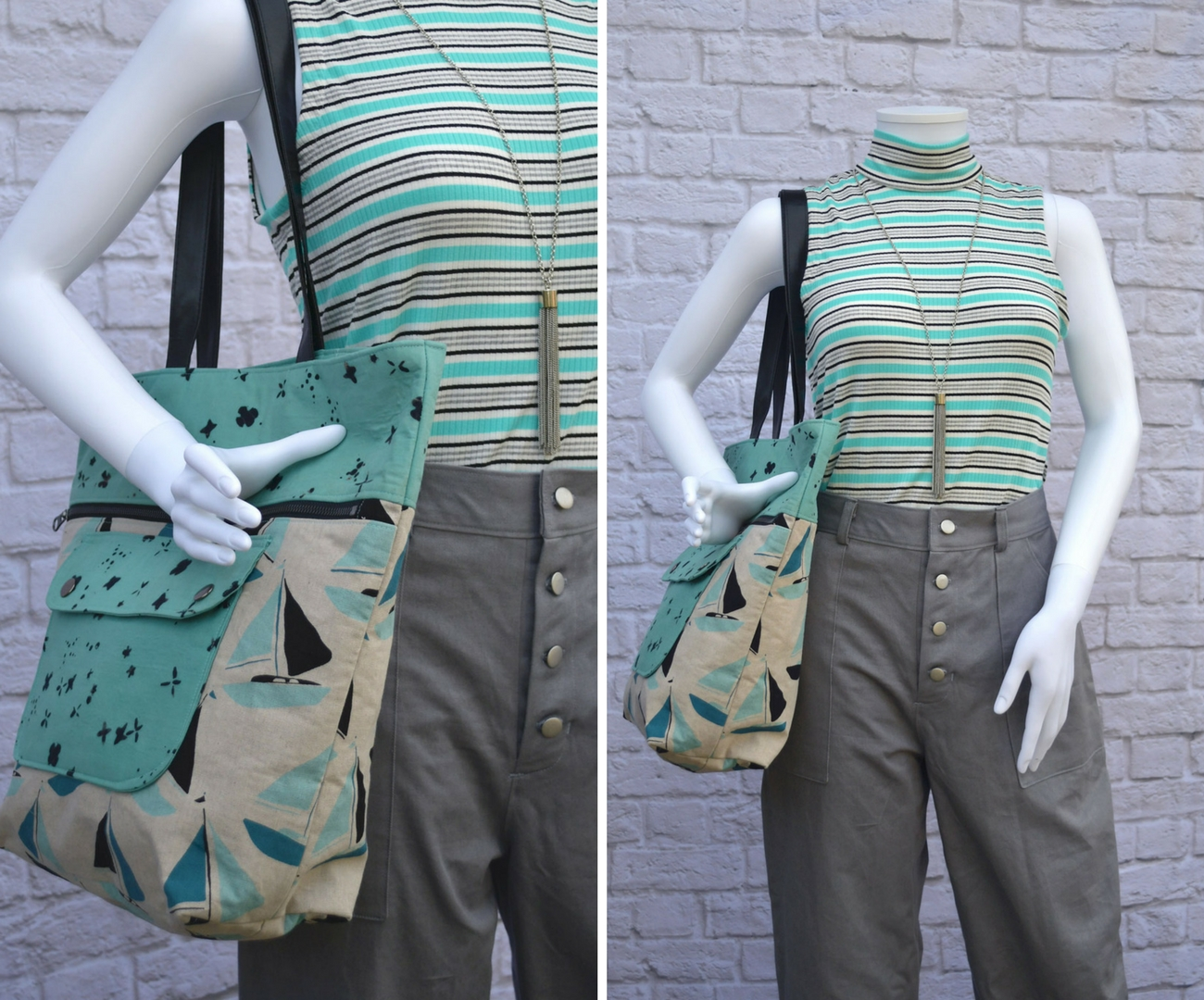 Nikko and Landers Outfit   Style Maker Fabrics