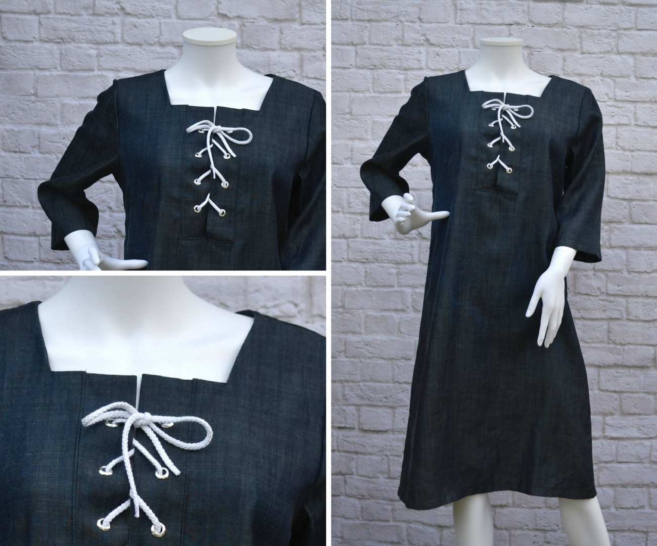 Skipper Dress | Style Maker Fabrics