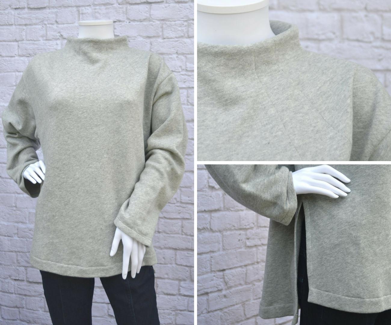 Talvikki Sweater | Style Maker Fabrics