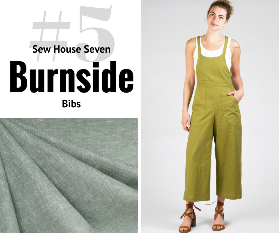 Top Pick: Burnside Bibs | Style Maker Fabrics