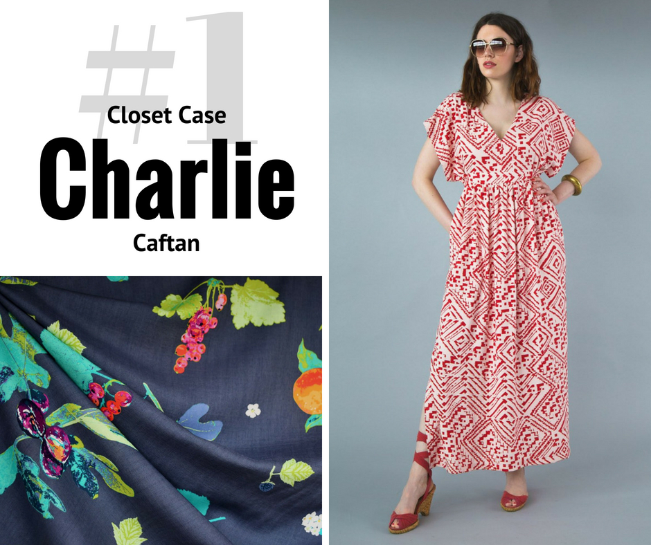 Top Pick: Charlie Caftan | Style Maker Fabrics