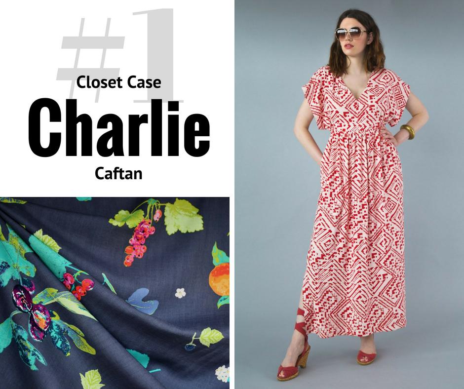 Top Pick: Charlie Caftan | Style Maker Fabrics