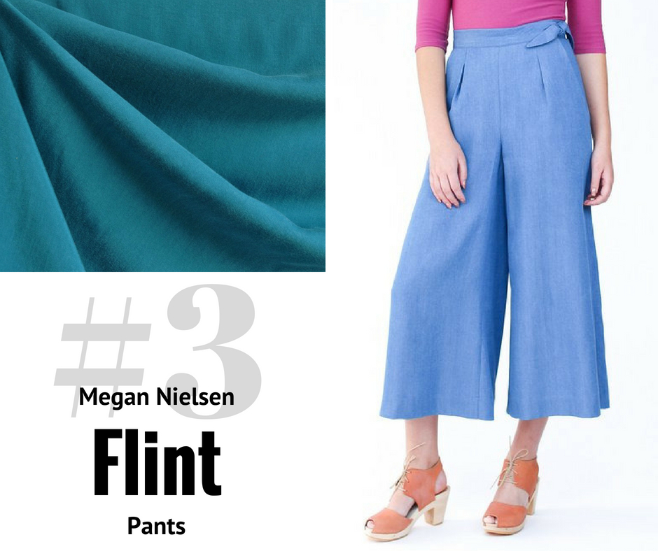 Top Pick: Flint Pants | Style Maker Fabrics