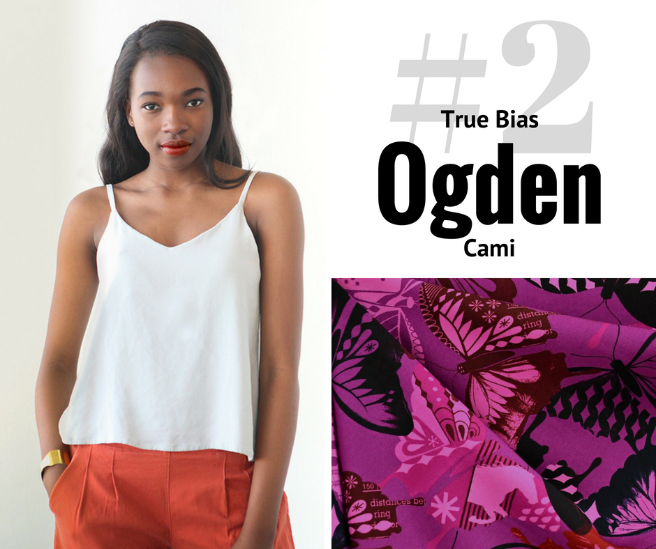 Top Pick: Ogden Cami | Style Maker Fabrics