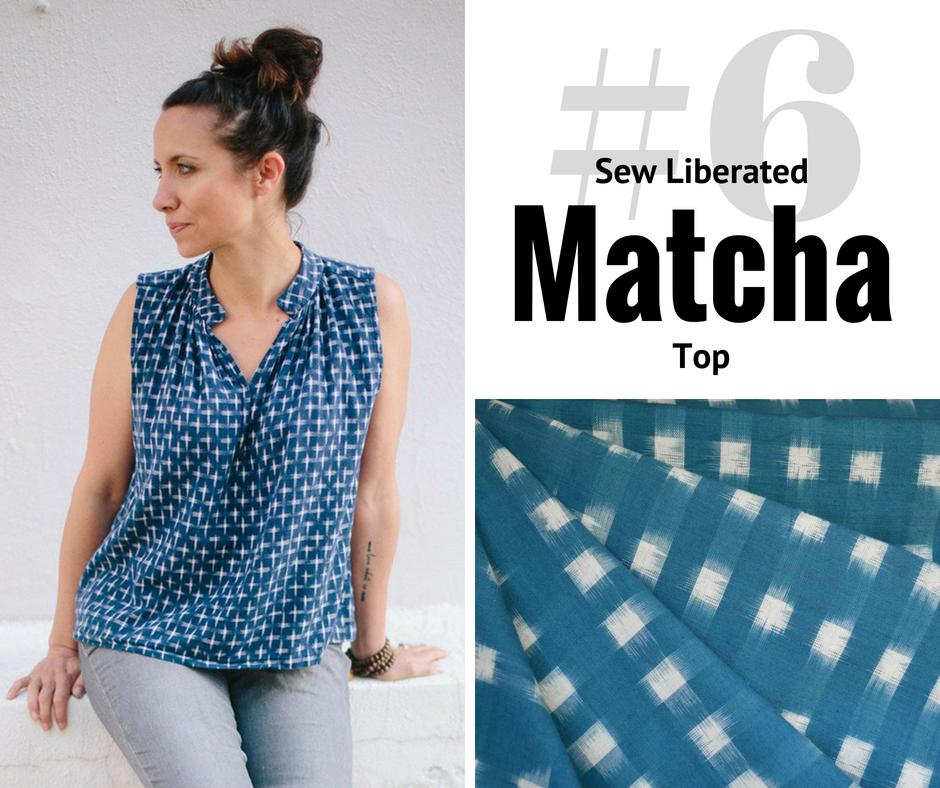Top Pick: Matcha Top | Style Maker Fabrics