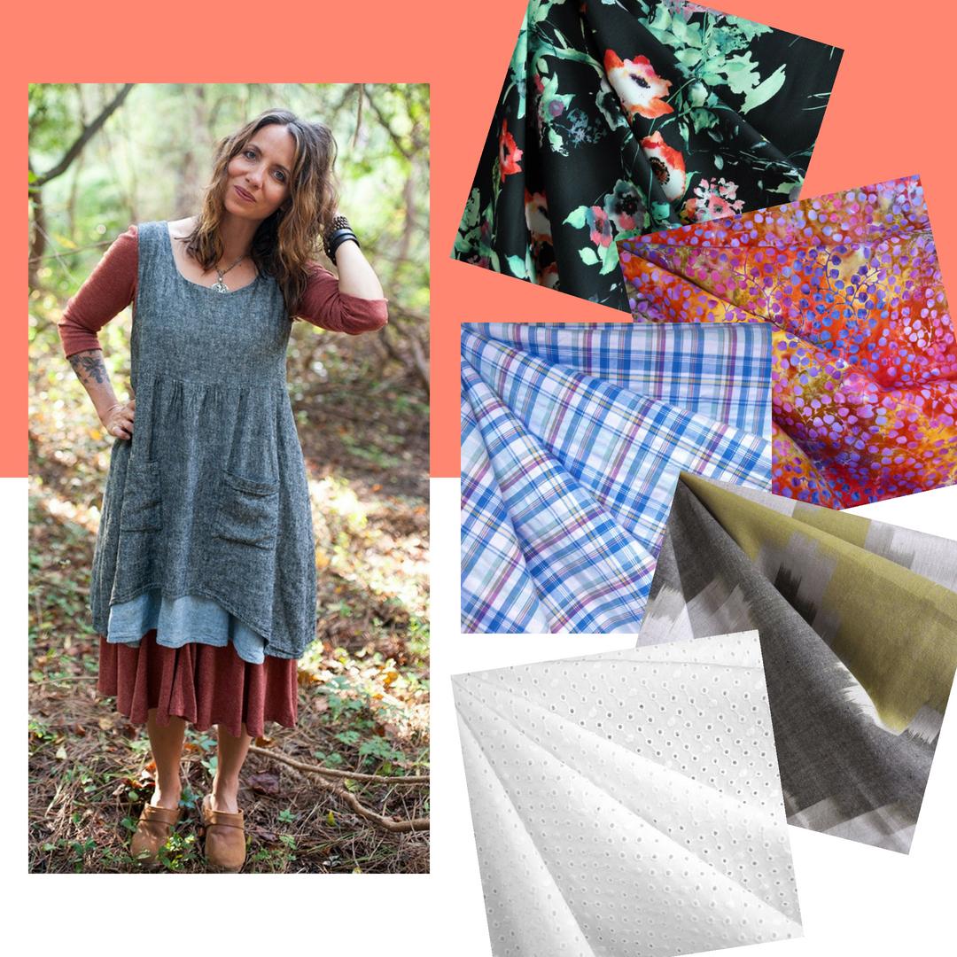 Metamorphic Dress Fabric Ideas | Style Maker Fabrics