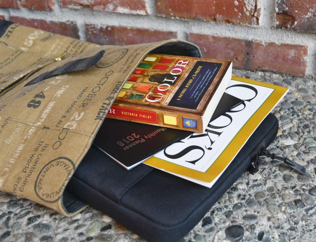 Range Backpack Filled | Style Maker Fabrics