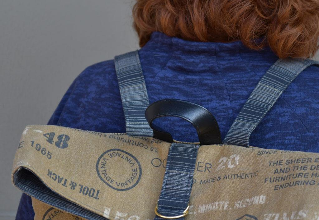 Range Backpack Straps | Style Maker Fabrics