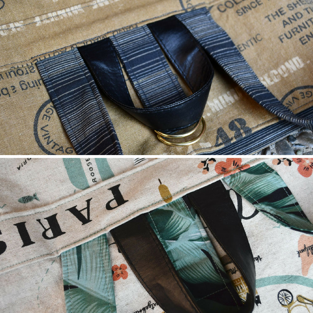 Changes to Range Backpack Straps | Style Maker Fabrics