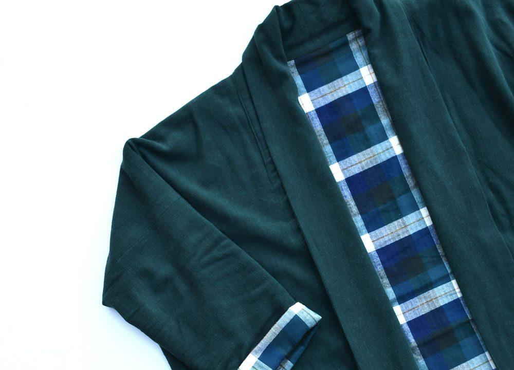 Wiksten Kimono Jacket | Style Maker Fabrics
