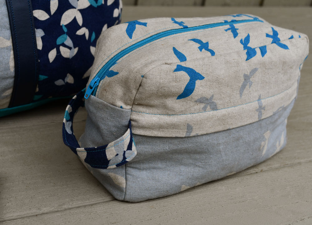 Portside Dopp Kit Bag | Style Maker Fabrics