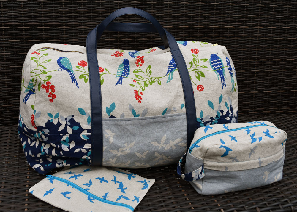 Completed Portside Travel Set | Style Maker Fabrics