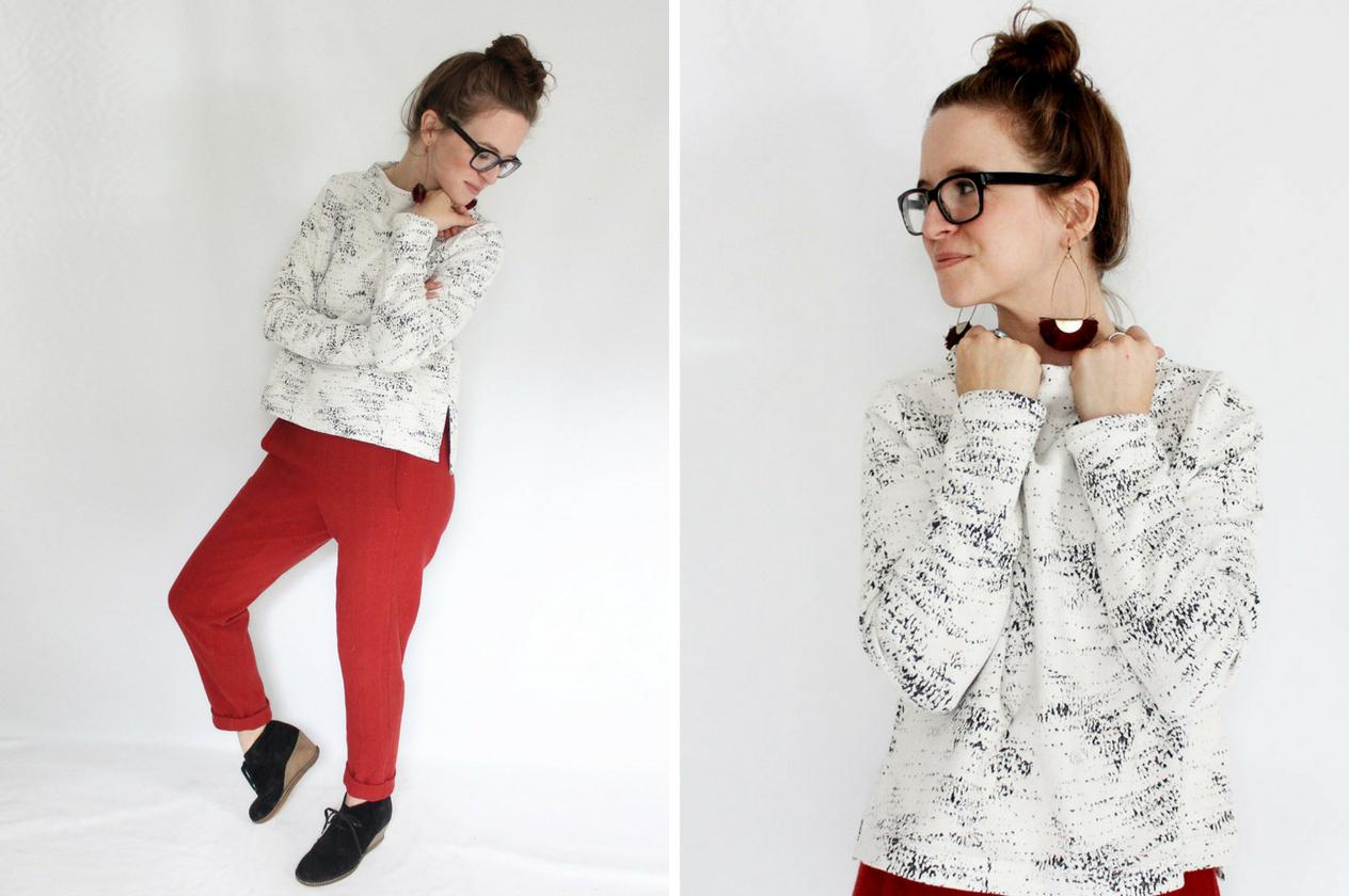 Fall Style Tour | Amy Nicole Studio | Style Maker Fabrics