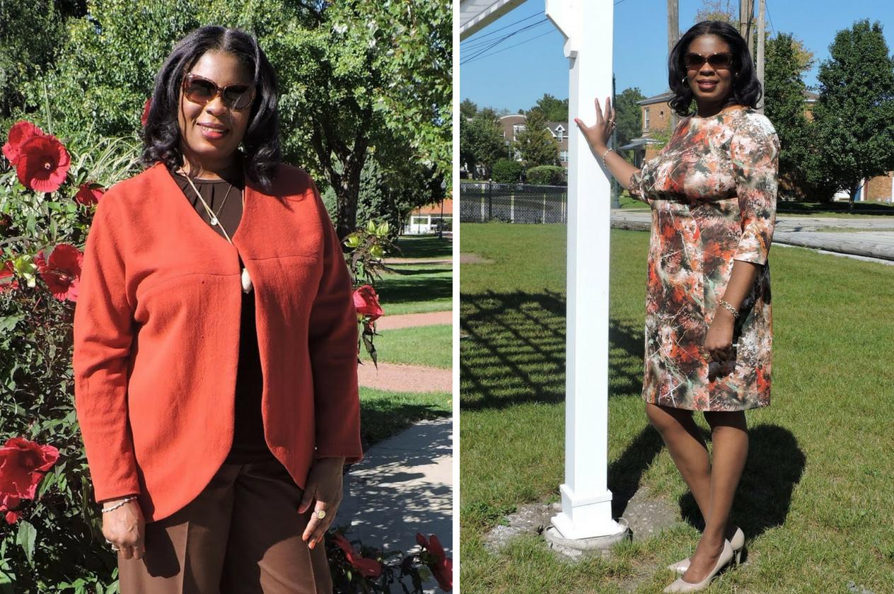 Fall Style Tour | Mahogany Stylist | Style Maker Fabrics