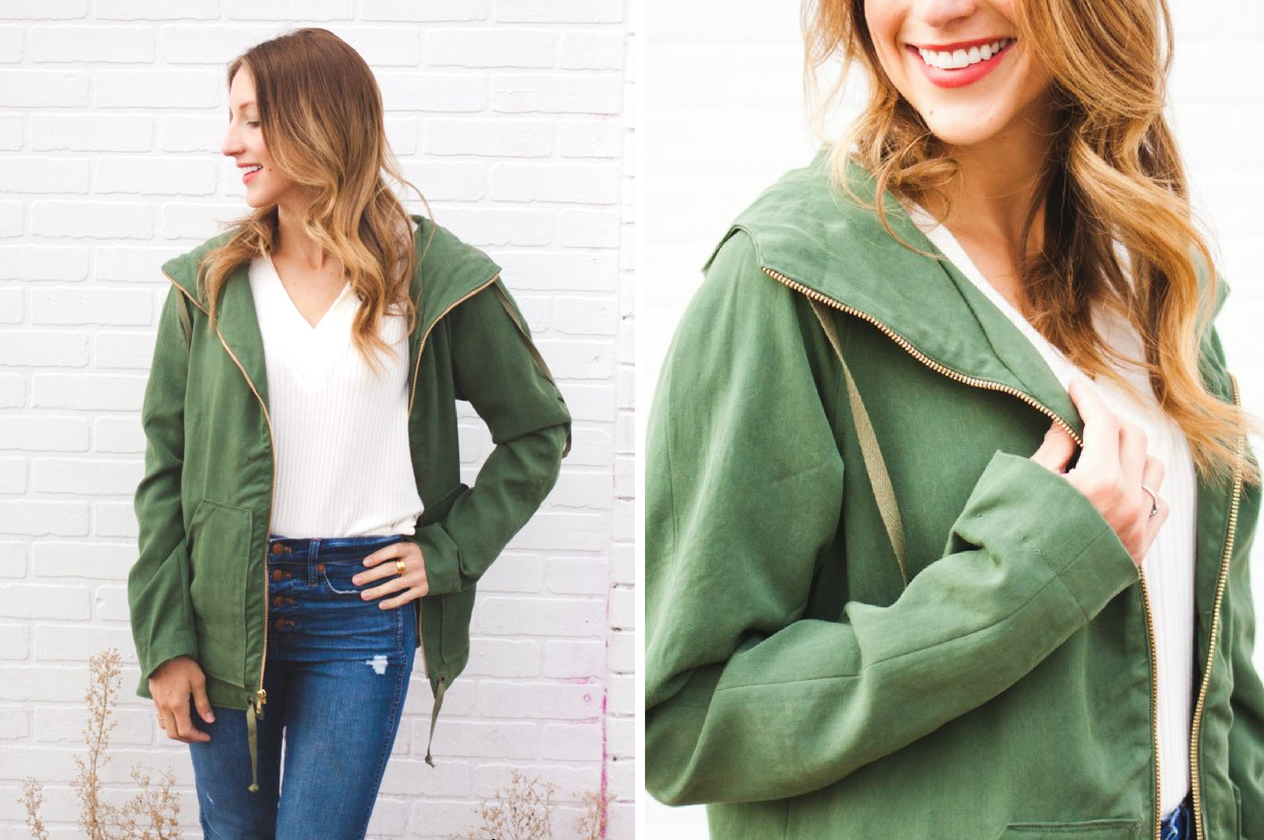 Fall Style Tour | Sewbon | Style Maker Fabrics