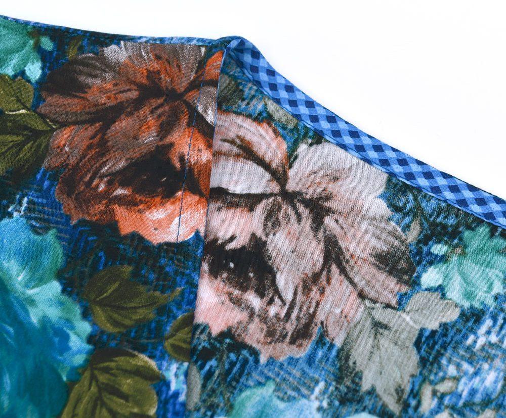Magnolia Dress Bias Detail | Style Maker Fabrics