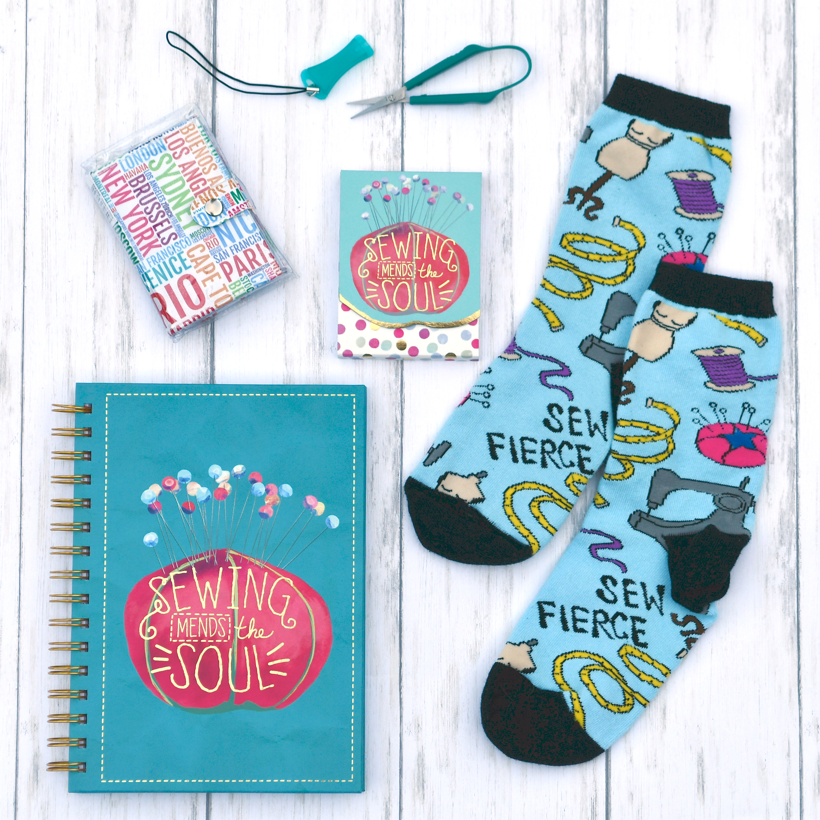 Matching Sewing Gifts | Style Maker Fabrics