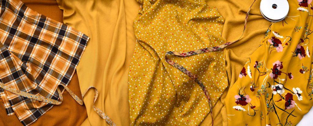 Favorite Mustard Color Fabrics | Style Maker Fabrics
