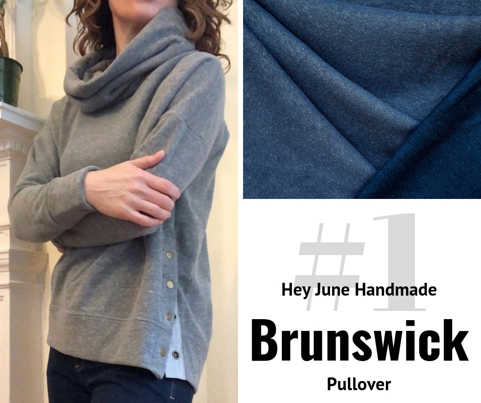 Hey June Brunswick | Style Maker Fabrics
