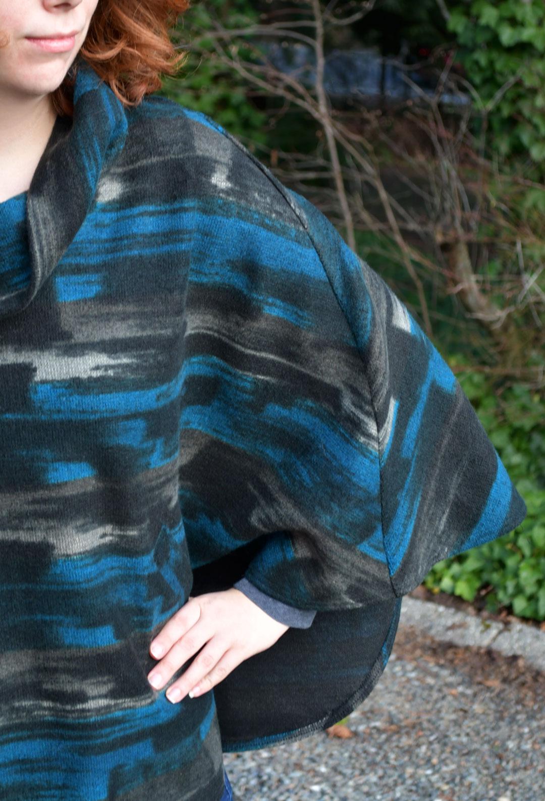 Mimosa Cape Side Seam | Style Maker Fabrics