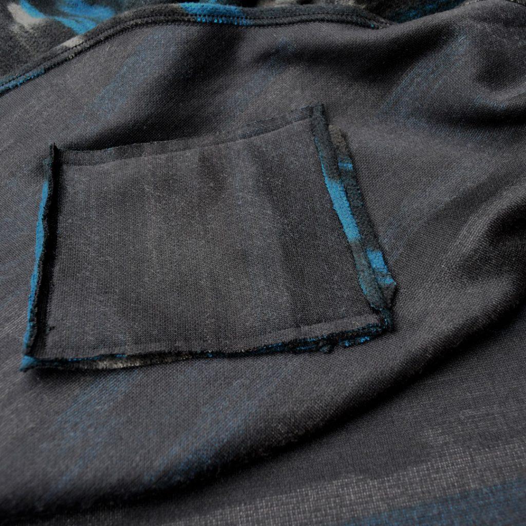 Mimosa Cape Welt Pocket Reverse | Style Maker Fabrics