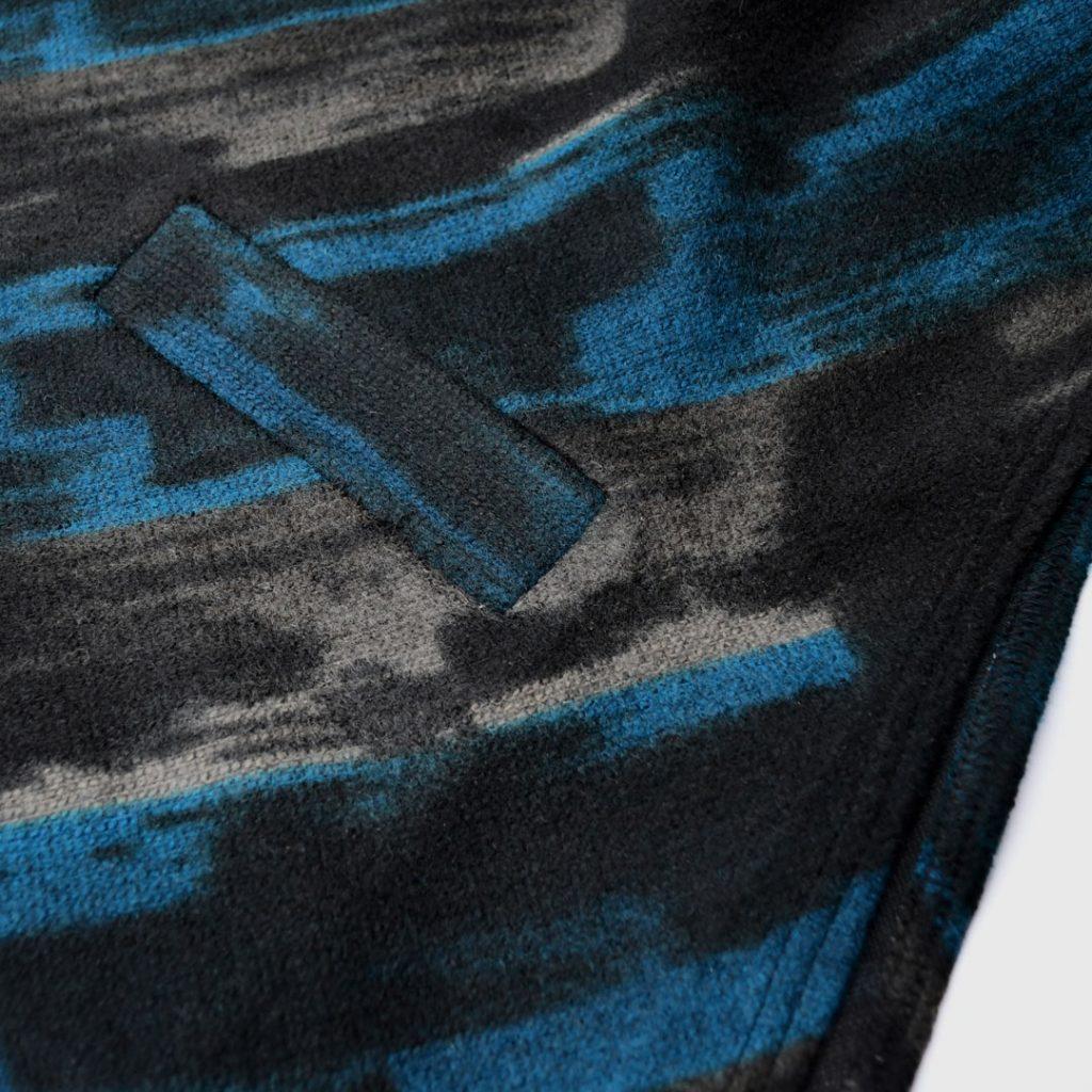 Mimosa Cape Welt Pocket Detail   Style Maker Fabrics