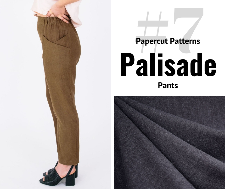 Papercut Patterns Palisade Pants | Style Maker Fabrics