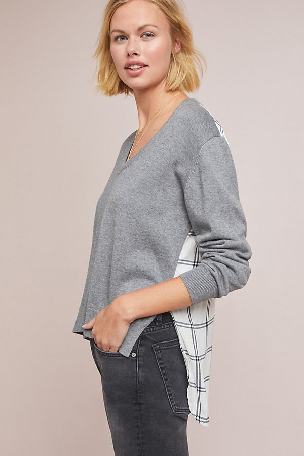 Anthropology Inspiration Top Side