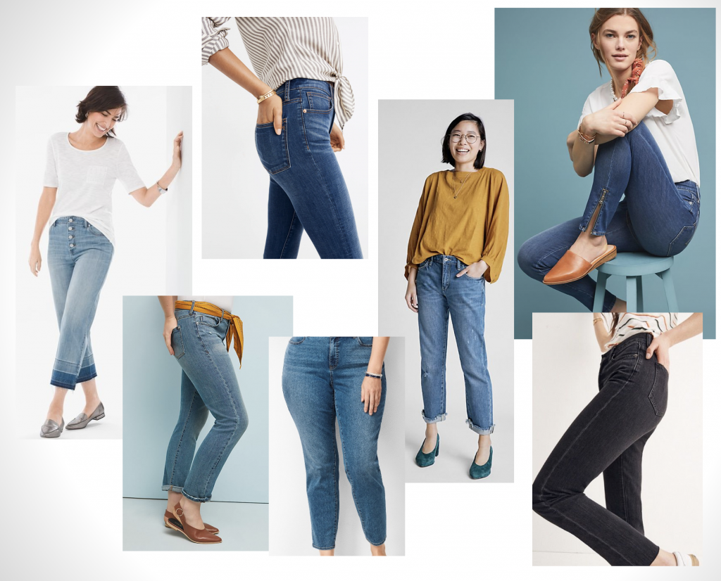 Essential Jeans Styling | Style Maker Fabrics