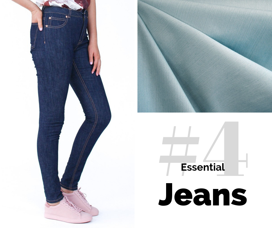 Essential Jeans | Style Maker Fabrics