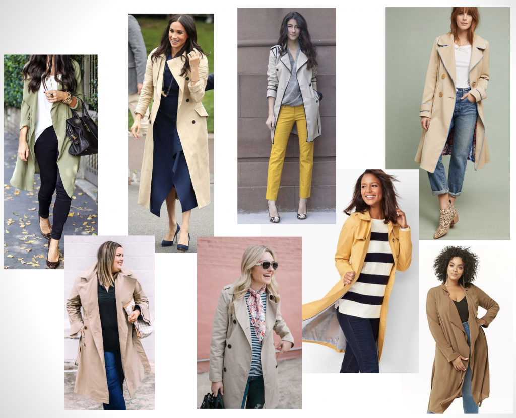 Year-Round Trench Styling | Style Maker Fabrics