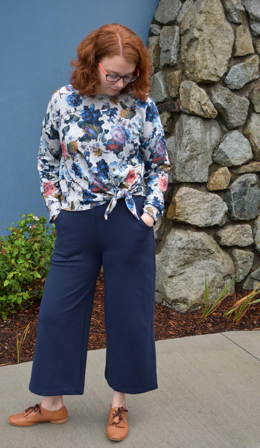Jarrah + Joan Full Outfit | Style Maker Fabrics