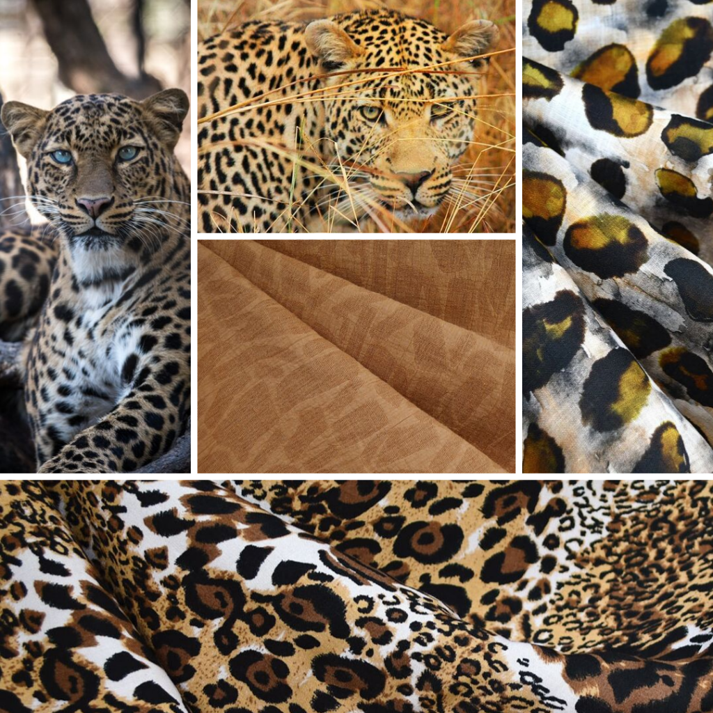 Wild Side Fabric Trend Inspiration | Style Maker Fabrics