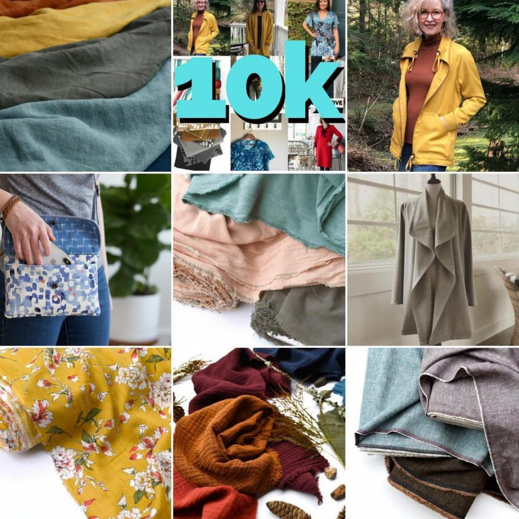 Instagram Top Nine 2019 | Style Maker Fabrics