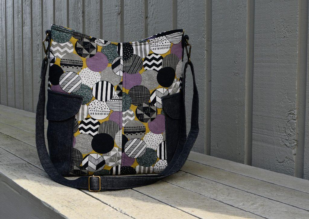 Noodlehead Compass Bag | Style Maker Fabrics