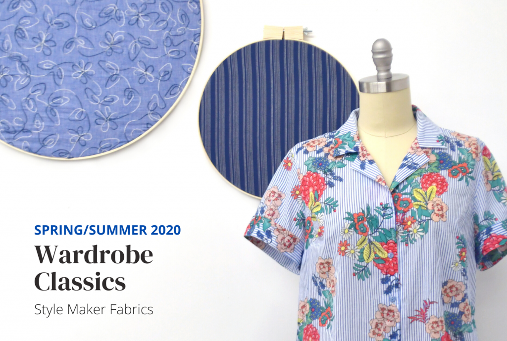 Style Maker Fabrics | Spring Fabrics Launch