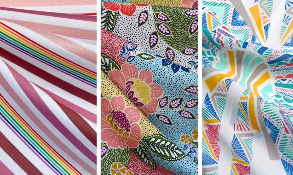 Style Maker Fabrics | Pastel Palette Trend