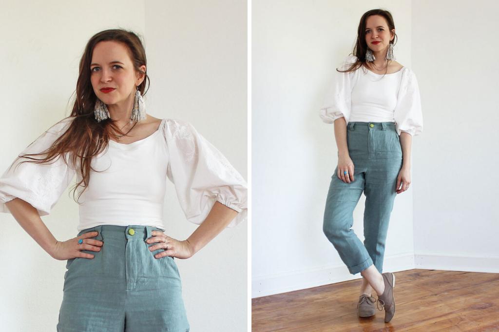 Amy Nicole Studio | Spring Style Tour | Style Maker Fabrics