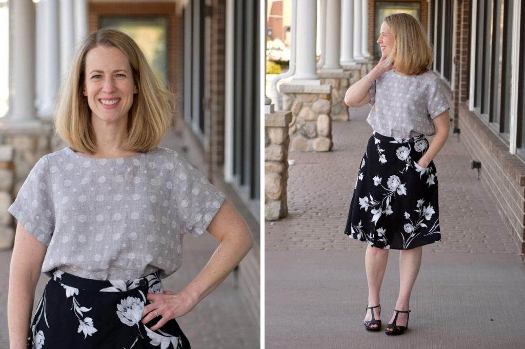 Fa Sew La Teri Dodds | Spring Style Tour | Style Maker Fabrics