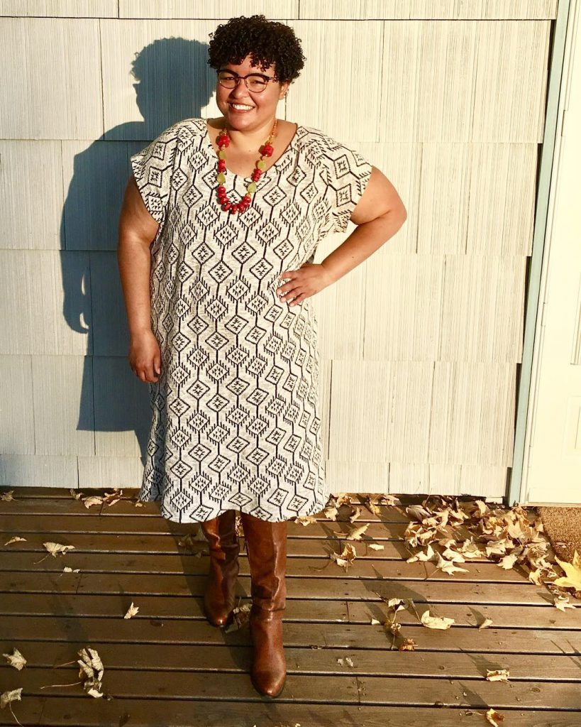 Penny Raglan Dress | Meet the Maker
