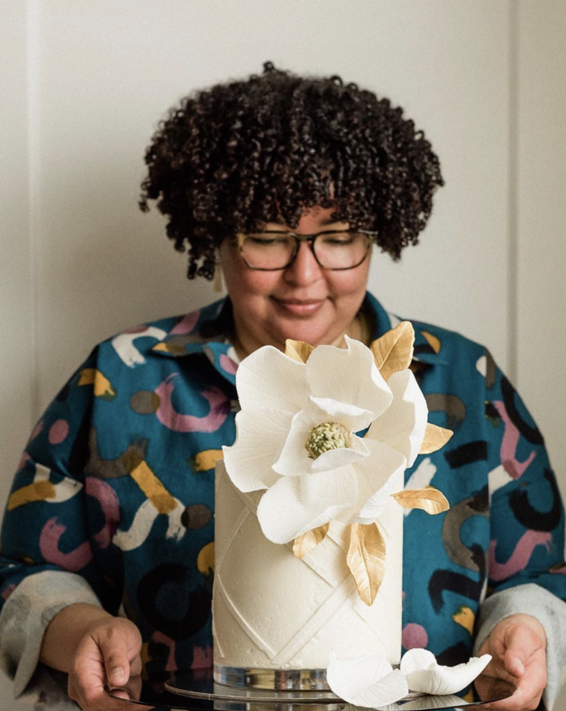 Melizza Makes Handmade Jacket + Stunning Sugar Flower Cake | Meet the Maker